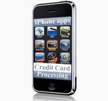 iPhone Credit Card Processing app
